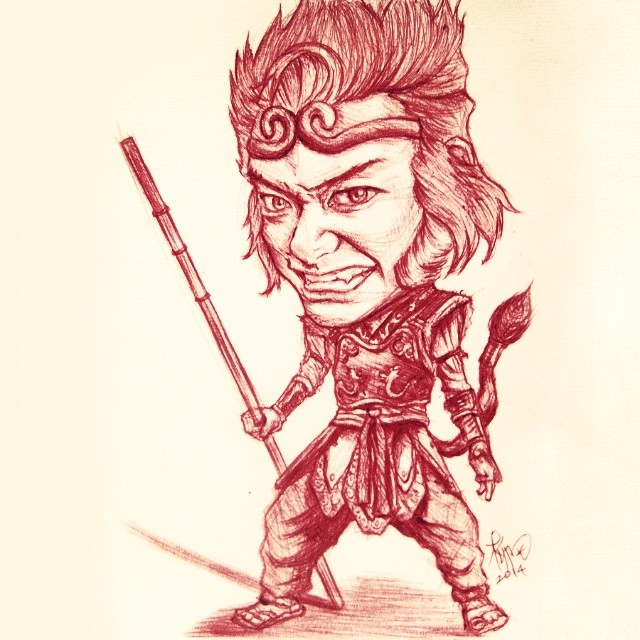 Monkey King - Katori Shingo