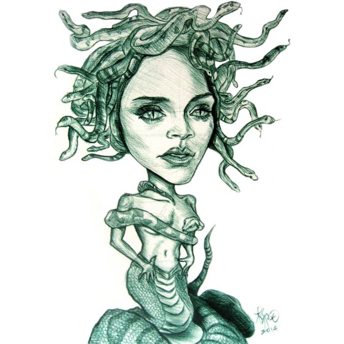 Medusa - Rihanna