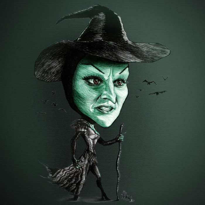 Wicked Witch ps